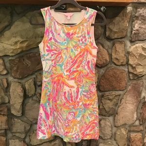 Lilly Pulitzer dress with cute cut out in back